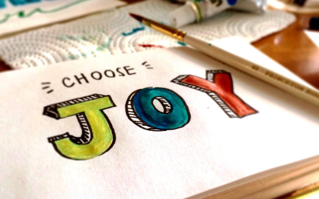 J is for Joys